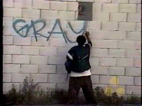 GRAY - Los Angeles Graffiti Artist / Tagger