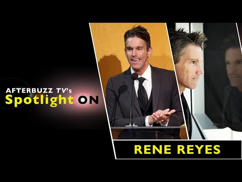 Interview with Rene Reyes   AfterBuzz TV's Spotlight On