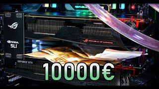 Kasasimme 10000€ tietokoneen!