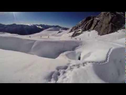 Mt Cook/Aoraki attempt 2013