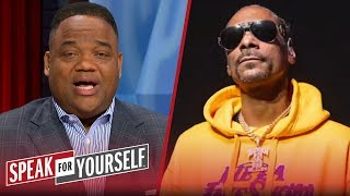 Whitlock doesn't question Snoop Dogg's sincerity in apology to Gayle King | NBA | SPEAK FOR YOURSELF