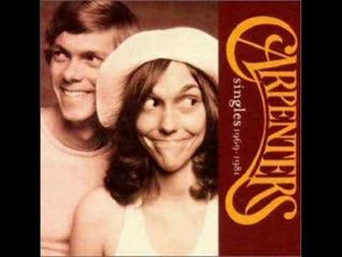 Carpenters - I Won't Last A Day Without You