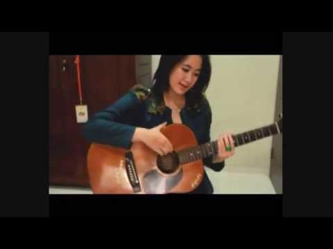 Akustik Gitar - Belajar Lagu (Tinggal Kenangan - Gaby ...