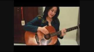 Akustik Gitar - Belajar Lagu (Tinggal Kenangan - Gaby)