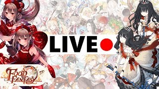 Playing Food Fantasy [JP] Live! PULLING FOR Stargazey Pie!!!!!!!!