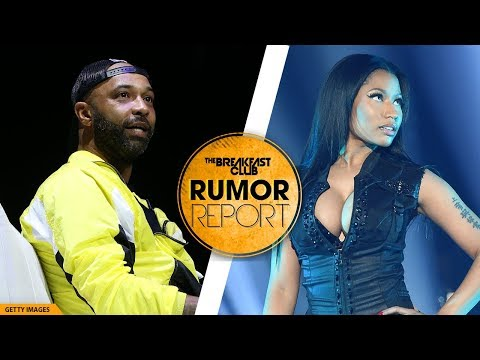 Nicki Minaj Rips Joe Budden On Queen Radio, Breakfast Club Reacts