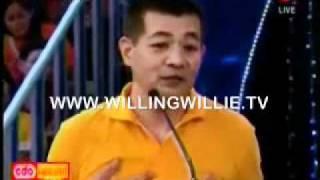 Hapon, Ninakawan At Iniwanan Ng Asawang Pinay Willing Willie December 9, 2010
