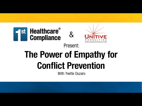 The Power of Empathy for Conflict Prevention