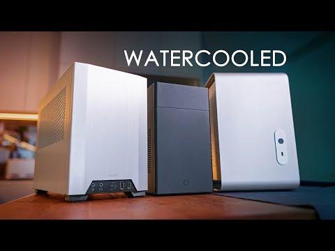 Ncase M1 vs. Ghost S1, DA2 - Ultimate SFF Watercooled Case?