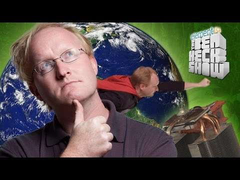Ben Heck Saves Energy for Earth Day