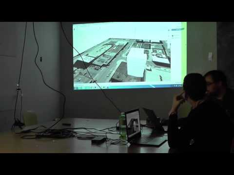 ISU Architecture Presentation BNIM Digital Tools