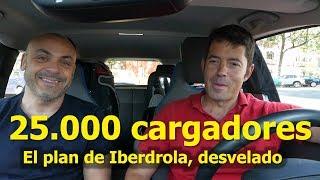 Madrid-Bilbao en un AUDI E-TRON: EL PLAN DE IBERDROLA para inundar el país de cargadores para VE