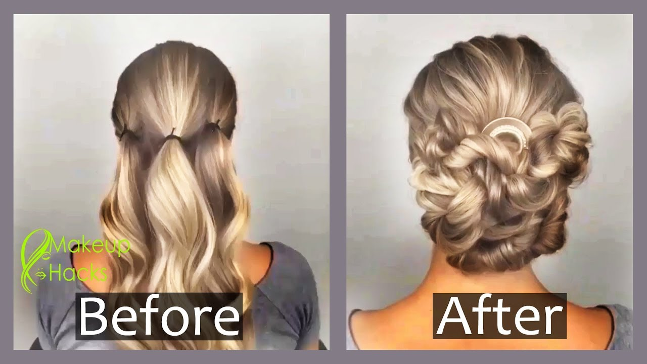 Party Hairstyle 2017 For Young Girls How To Make Hairstyle For