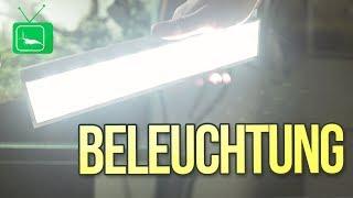 3 FAKTEN über AQUARIEN BELEUCHTUNG | Beleuchtung | GarnelenTv