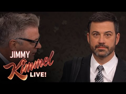 Alec Baldwin & Jimmy Kimmel Recreate New Zealand Soap Opera