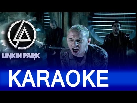 Linkin Park ˜–  In The End Lyrics  Instrumental Karaoke