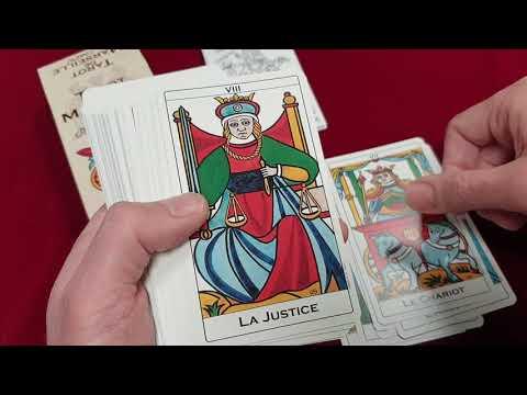 Tarot de Marseille Convos vidéo