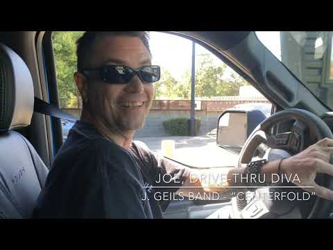 Dog & Joe Sho - Joe, Drive-Thru Diva: J. Geils Band's Centerfold