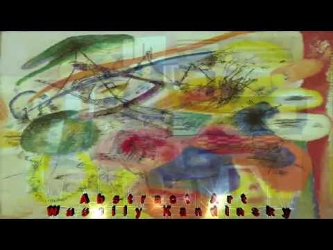 Abstract Art Paintings By Wassily Kandinsky Morphing Painting Masterpieces