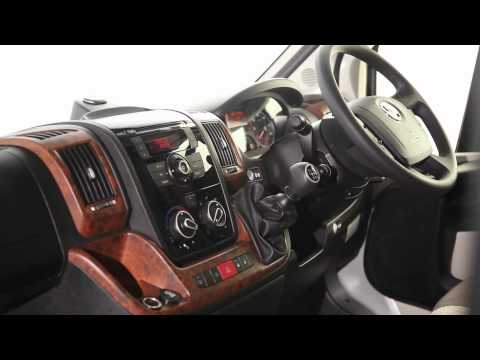 NEW 2012 Swift Bolero Motorhome Demonstration Video HD