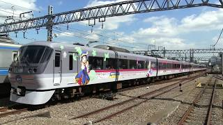 西武10000系『ラブライブ!サンシャイン!!×西武鉄道 プレミアムトレインツアー』臨時列車