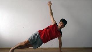 Как похудеть с помощью 5 упражнений - Жиросжигающая тренировка для похудения дома
