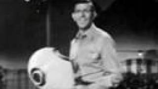 CBS 1961 Monday night preview w/ Andy Griffith