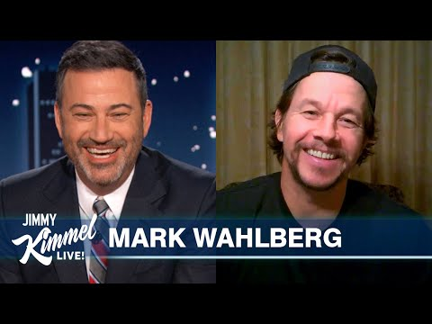 Mark Wahlberg on Crazy Schedule, 30 Pound Weight Gain & Time in Quarantine