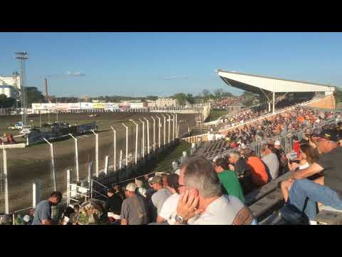 2017 July 8 River Cities Speedway Late model Heat