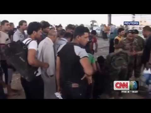 ISIS Attacks Force HUNDREDS OF THOUSANDS Iraqi Citizens To Flee