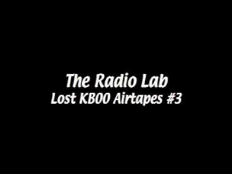 "THE RESIDENTS ""Radio Special""  Lost KBOO Airtapes"