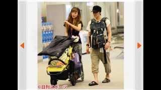 モデル西山茉希(29)俳優早乙女太一(23)夫妻が結婚からちょうど...