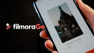 ⭐️ Así puedes EDITAR videos desde tu móvil con FilmoraGo