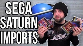 Sega Saturn Games WORTH Importing! | RGT 85