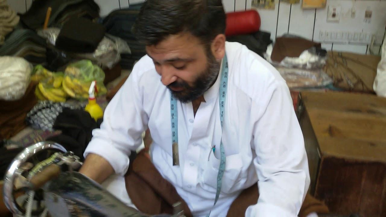 Chitrali pakol making - YouTube e985788d2cb