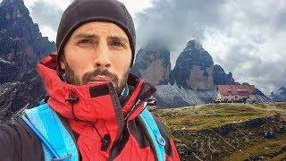 Dolomites, Italy - Mountain Biking & Tre Cime di Lavaredo (ep 4)