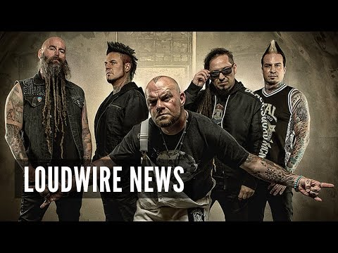 Five Finger Death Punch Part Ways With Jeremy Spencer