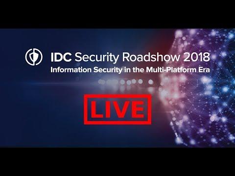 IDC Security Roadshow 2018 - Ankara