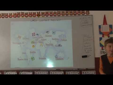 World Weather Forecast 5_Role-play