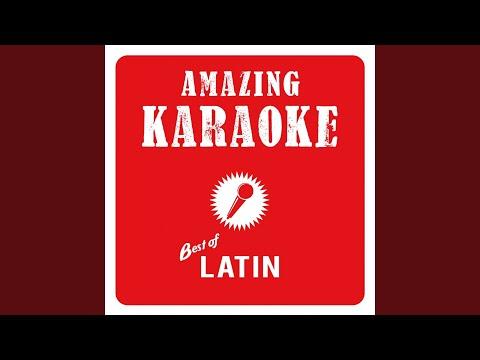 Oye Como Va (Karaoke Version) (Originally Performed By Santana)