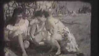 1940's Cheesecake Adult Film #5 Not Porn