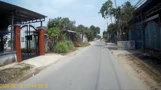 Đường vào nhà lê quốc Tuấn