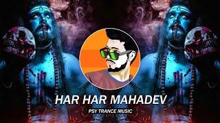 Har Har Mahadev   PsyTranc - Dj SiD Jhansi