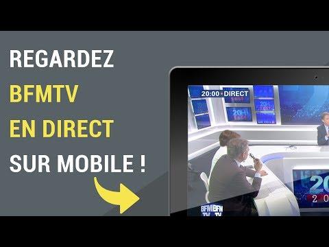 Comment Regarder BFM TV En Direct Sur Mobile ?