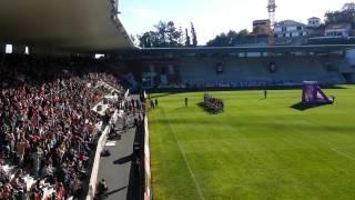 Maritimo 2-1 braga nova bancada estádio Barreiros