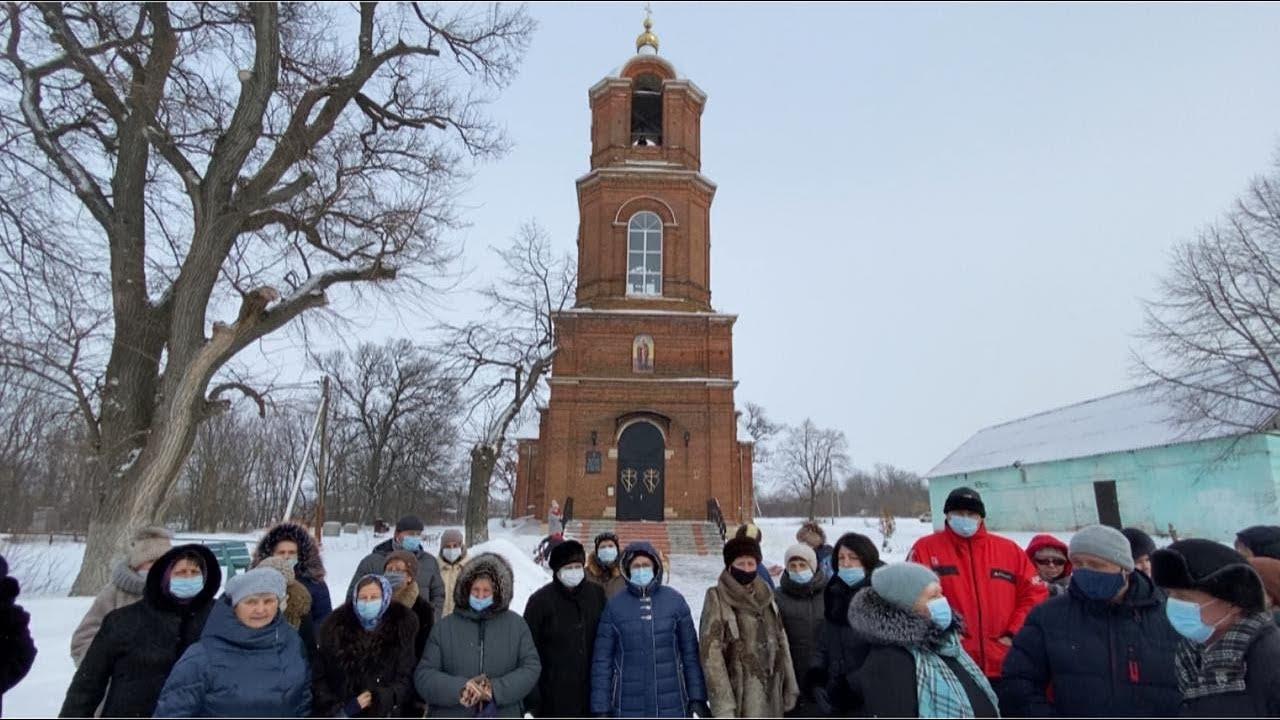 Жители Липецкой области взывают местные власти к благоразумию
