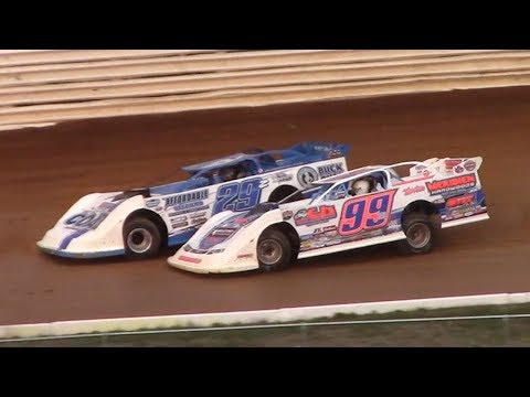 ULMS Super Late Model Heat One | Port Royal Speedway | 4-28-18