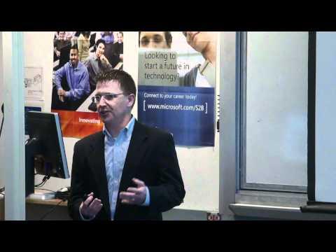 Speaker Series: David Landers, Manager of Business Energy, Management at Puget Sound Energy 4/5