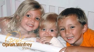 Download lagu The Parents Who Lost 3 Children In A Car Accident Then Had Triplets | The Oprah Winfrey Show | OWN