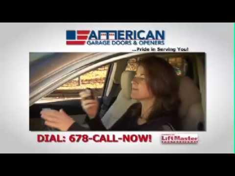 American Garage Doors And Openers Inc Youtube